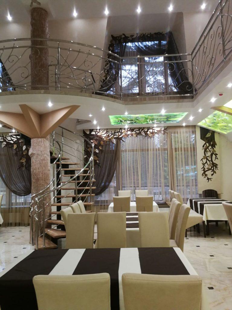 Ресторан «Старый Дуб» - Трускавец